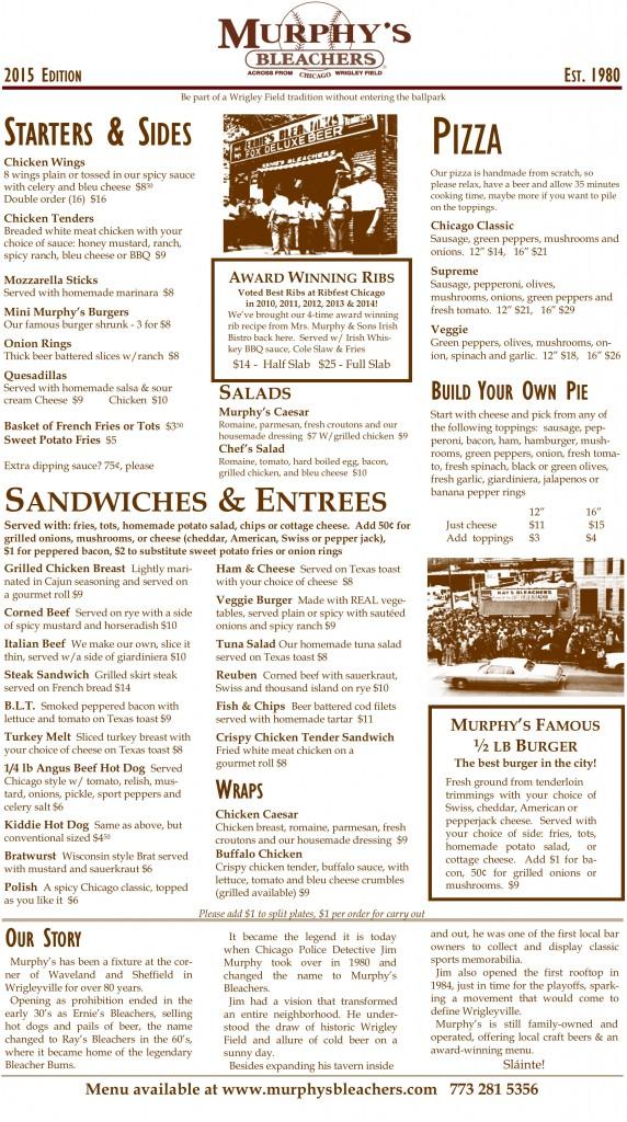 spring menu front 2015