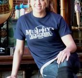 Navy Murphy's T