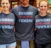 Sunday Funday T
