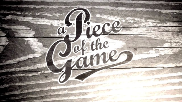 a piece of the game