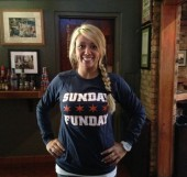 Sunday Funday – the long sleeved version