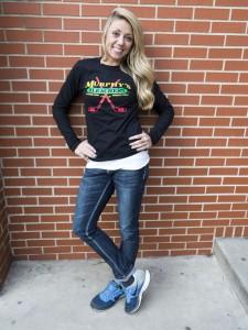 Long Sleeve Blackhawks T-Shirt