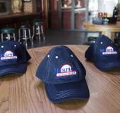 Navy Murphy's Bleachers Hat