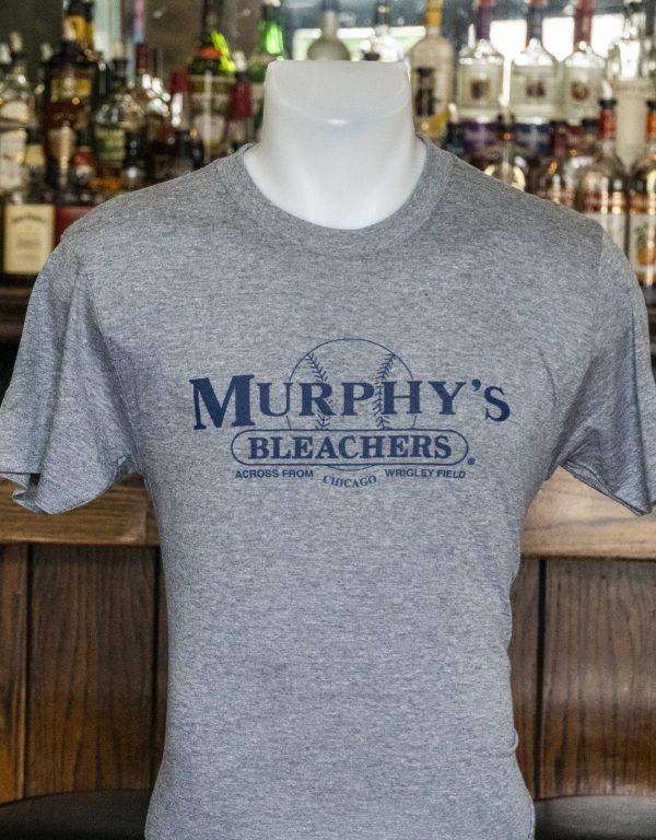 Gray Murphy's Bleachers Classic T-Shirt