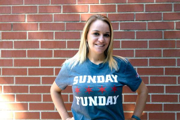 Sunday Funday T Shirt