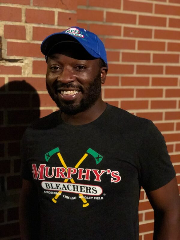 Murphy's Bleachers Blue Hat